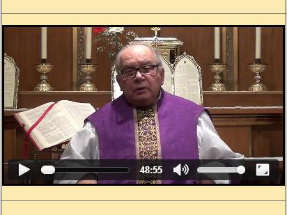 Sermón del 23 de marzo de 2014-II
