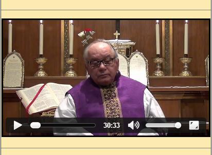 Sermón del 30 de marzo de 2014-II