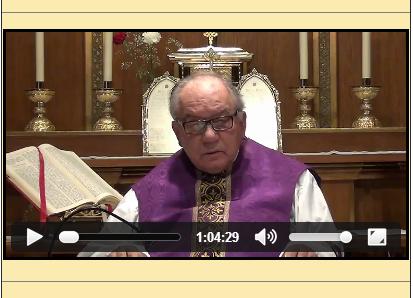 Sermón del 30 de marzo de 2014