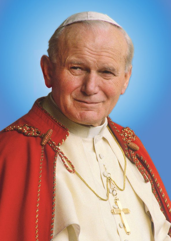 Beato Juan Pablo II - foto oficial