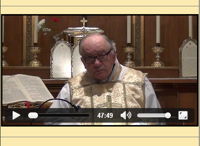 Sermón del 27 de abril de 2014