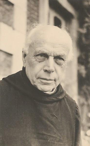 Lambert Beauduin, fundador del monasterio ecuménico de Chevetogne