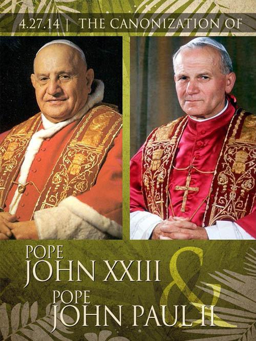Canonizations