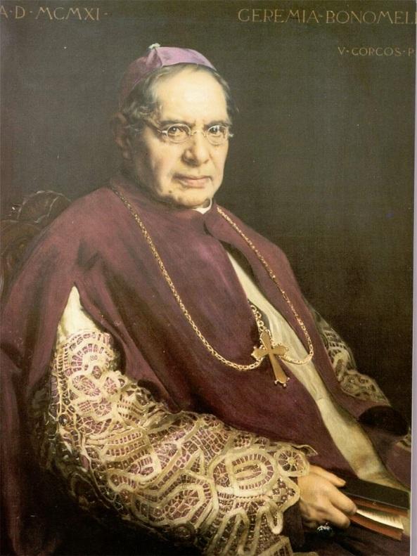 El Concilio Vaticano II fue imaginado en 1908 por Geremia Bonomelli, obispo de Brescia. ¡Y RONCALLI LO HARÍA REALIDAD EN 1962!