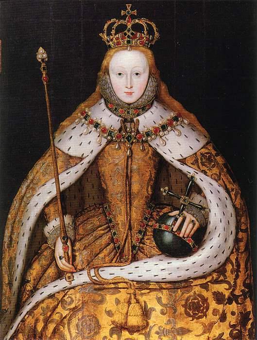 La monarca cabalista Isabel I, en cuyo funeral se escuchó un horrible lamento al ser sepultada.