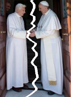 Cisma en la Iglesia Católica