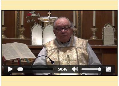 Sermón del 11 de Mayo de 2014-II