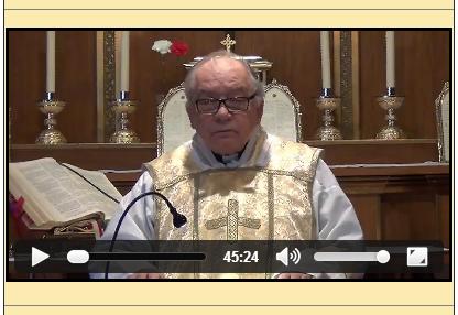 Sermón del 4 de Mayo de 2014
