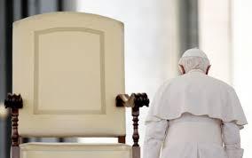 Silla Benedicto XVI