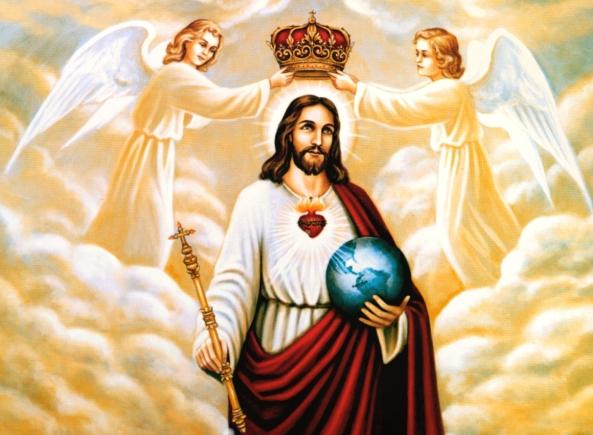 Cristo Rey de todas las naciones