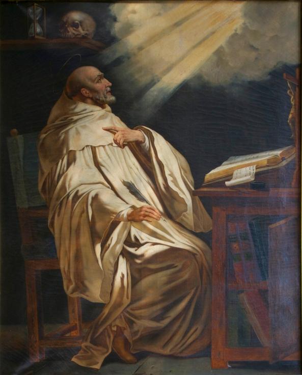 Saint_Bernard_Philippe_de_Champaigne_(d'après)_Saint_Etienne_du_Mont
