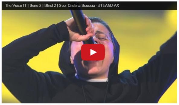 Sor Cristina Scuccia video
