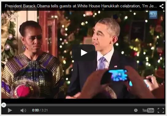 Obama judío