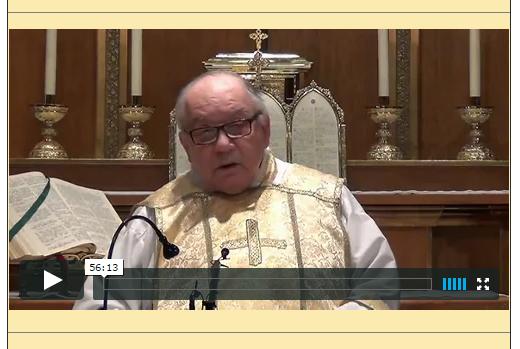Sermón del 11 de Enero de 2015-I