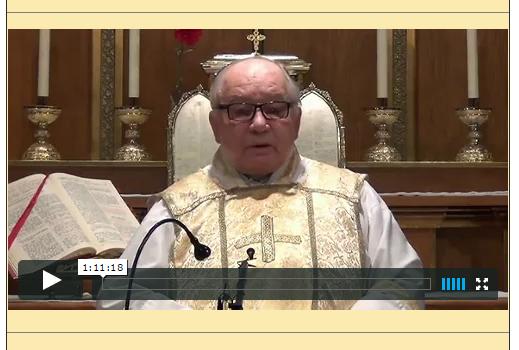 Sermón del 11 de Enero de 2015-II