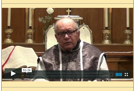 Sermón del 21 de Diciembre de 2014-II