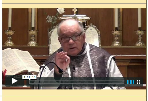 Sermón del 21 de Diciembre de 2014