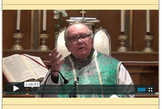 Sermón del 25 de Enero de 2015