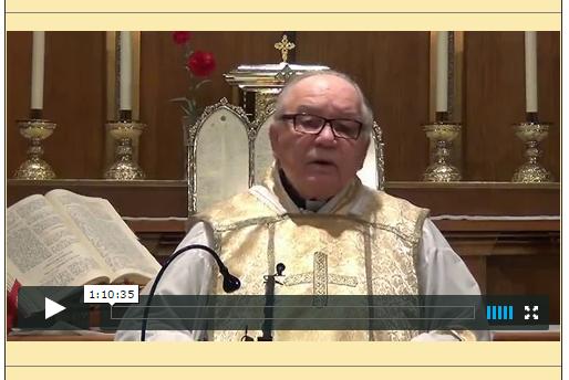 Sermón del 28 de Diciembre de 2014