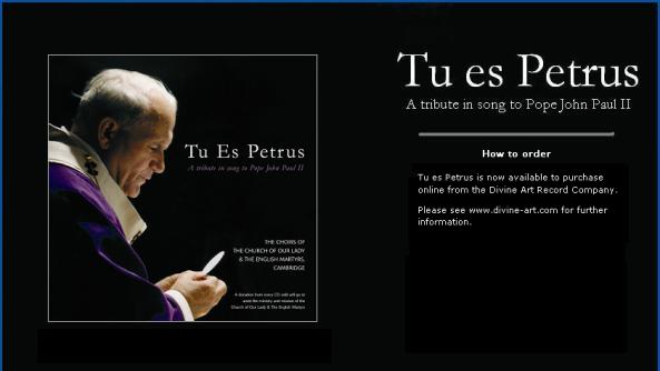 Juan Pablo II - Petrus
