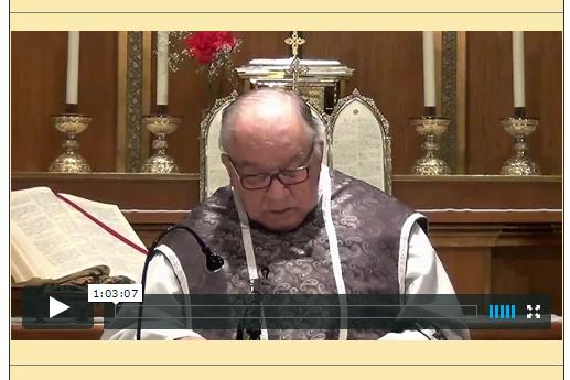 Sermón del 15 de Febrero de 2015-I