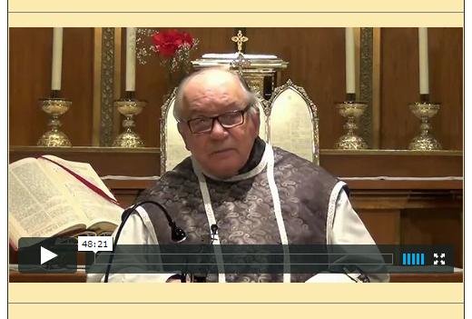 Sermón del 15 de Febrero de 2015-II