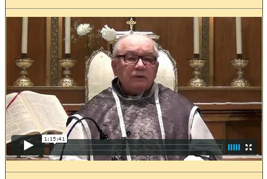 Sermón del 22 de Febrero de 2015-II