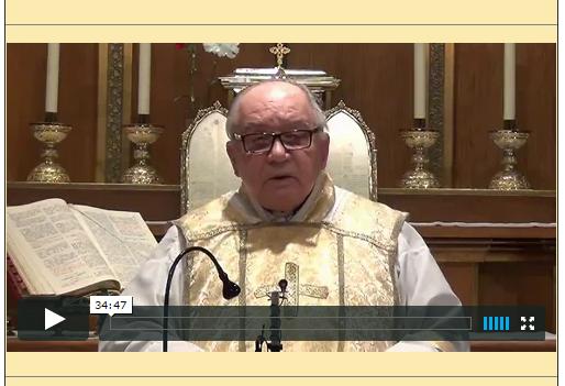 Sermón del 19 de marzo de 2015