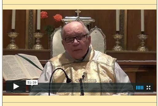 Sermón del 03 de mayo de 2015