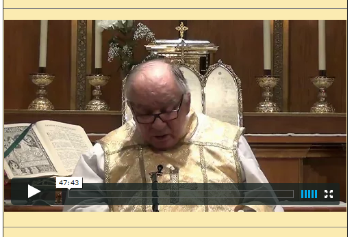 Sermón del 05 de abril de 2015