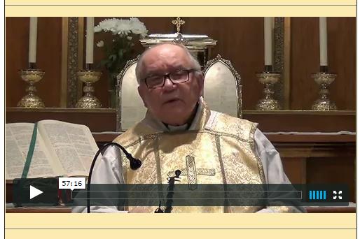 Sermón del 10 de mayo de 2015