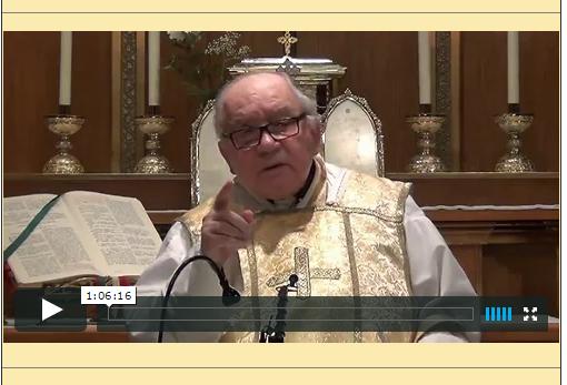 Sermón del 12 de abril de 2015