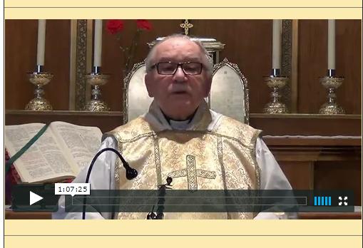 Sermón del 17 de mayo de 2015
