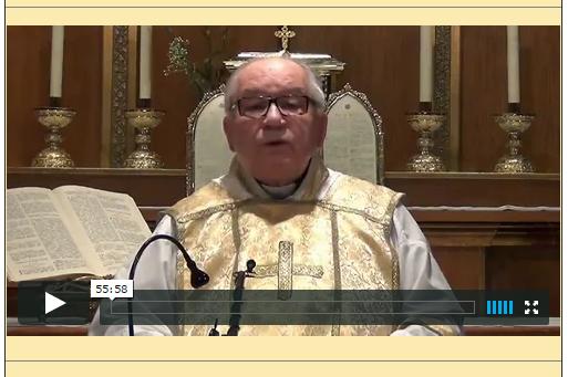 Sermón del 19 de abril de 2015