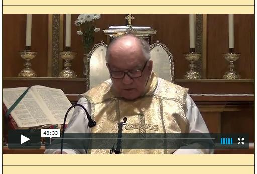 Sermón del 26 de abril de 2015