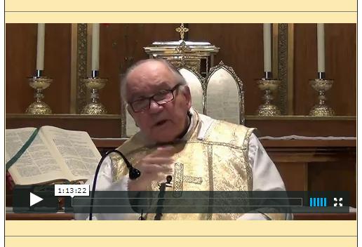 Sermón del 31 de mayo de 2015