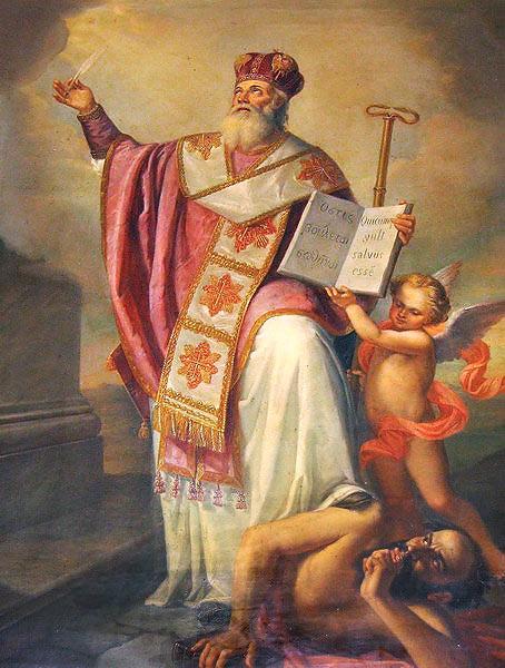 San Atanasio, ora pro nobis