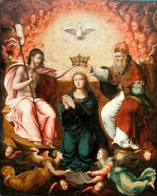 coronacion-de-maria