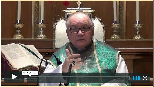 Sermón del 07 de Junio de 2015