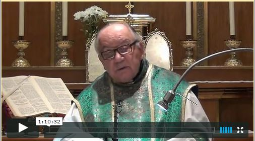 Sermón del 18 de octubre de 2015