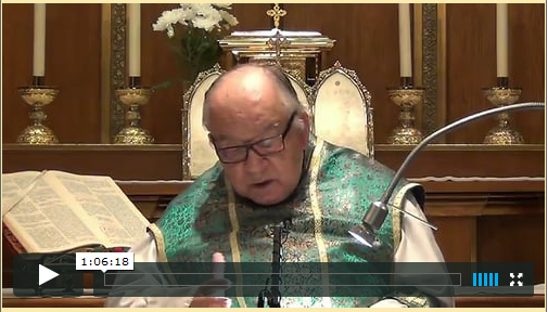 Sermón del 08 de Noviembre de 2015