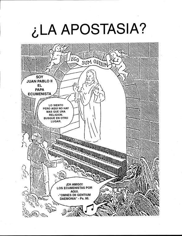 La Apostasía