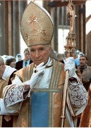 Monseñor Lefebvre