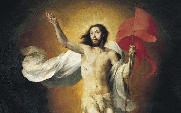 La Resurrección de Cristo - Bartolomé Esteban Murillo - Real Academia de Bellas Artes San Fernando (1)
