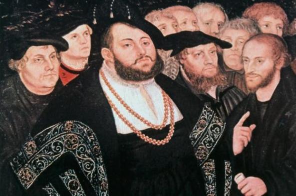 Lutero-Reforma