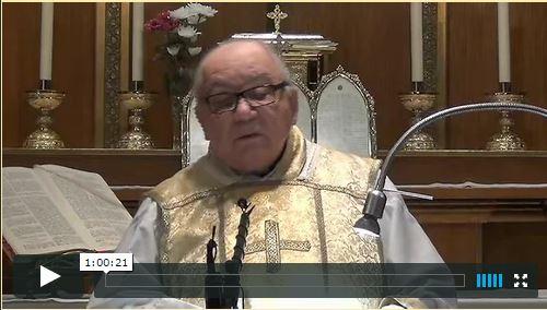 Sermón del 10 de abril de 2016