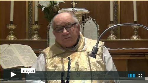 Sermón del domingo 3 de abril de 2016