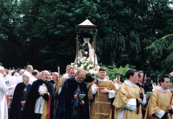 Walsinghamprocession
