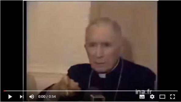 Monseñor Lefebvre habla del Islam